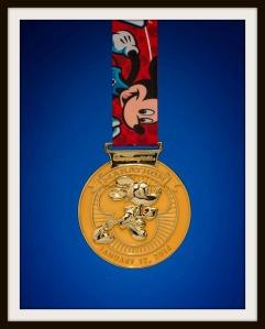 Disney Medal 2