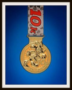 Disney Medal 3