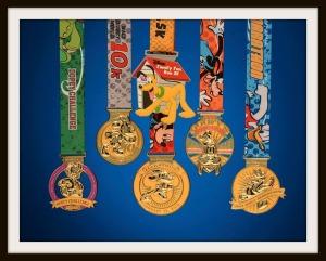 Disney medals 1