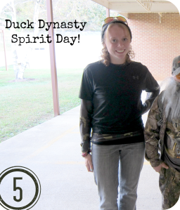 Duck Dynasty Day