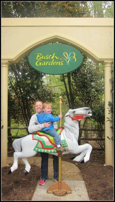 Busch Gardens   Running MOMentum