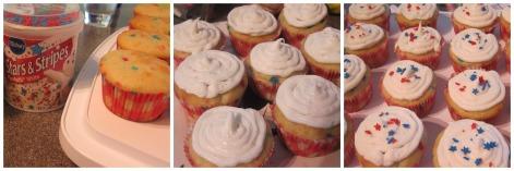 Cupcakes 7-5-14