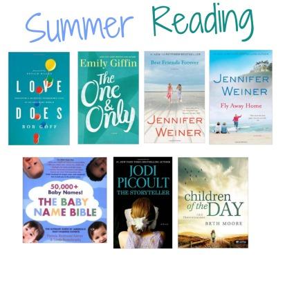 Summer Reading 2014