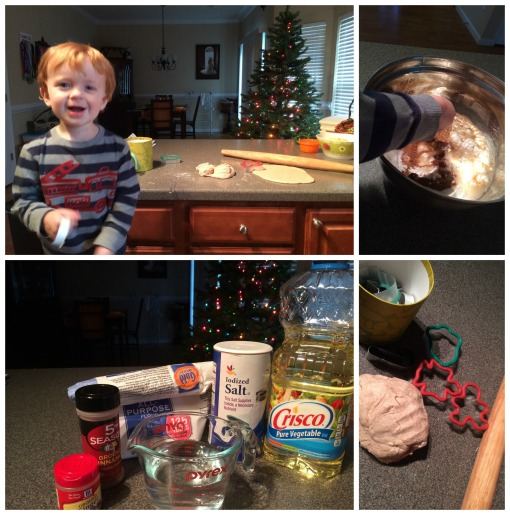 11-17-14 gingerbread play dough