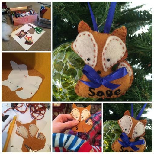 2014 Sage ornament