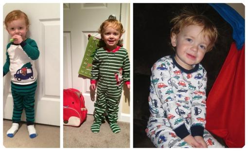 Christmas jammies 2