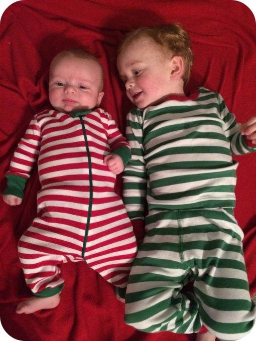 Christmas jammies 5