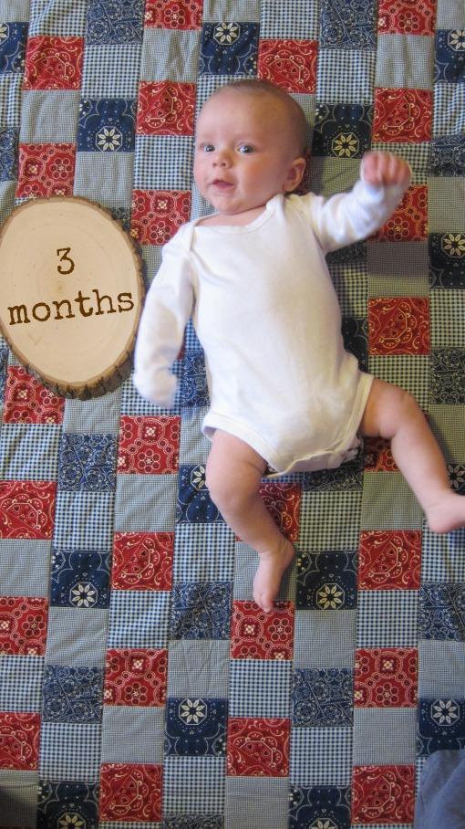 Sage - 3 months 12-27-14